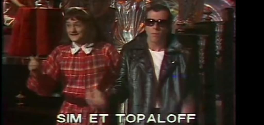 patrick topaloff et sim