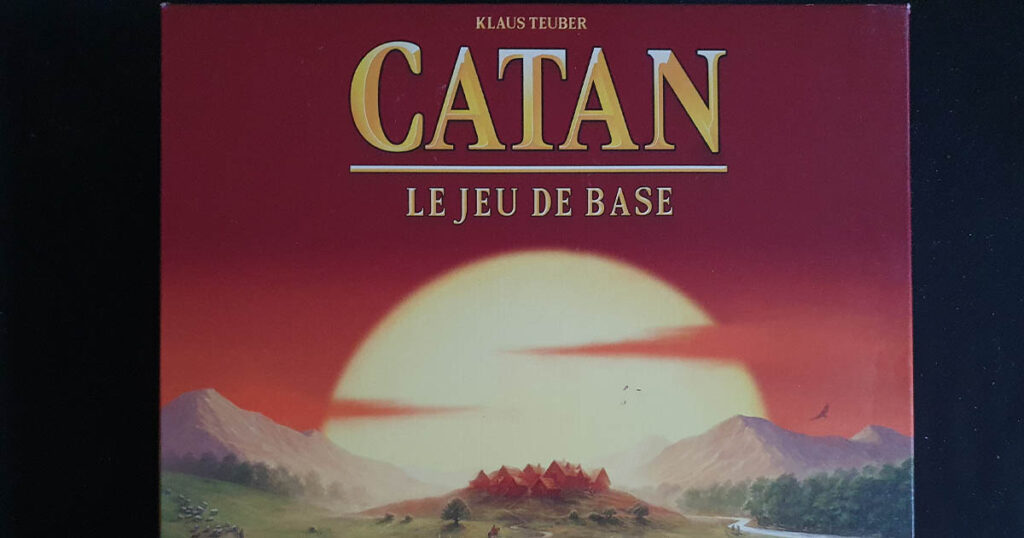 jeu du colon de catan