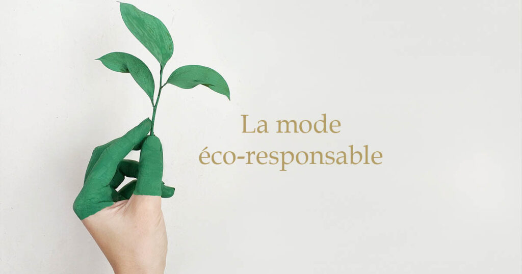 la mode eco responsable